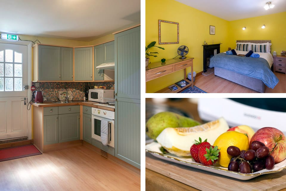 Self catering apartment at Appletrees B&B Keswick